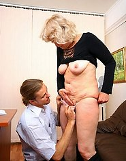 Chubby office mom fucked