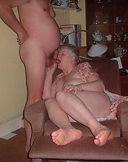 busty granny fucked by young guy